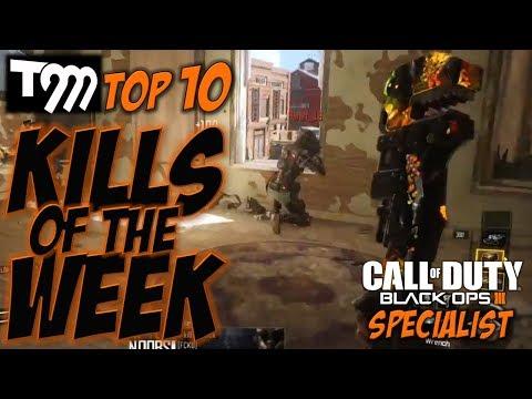 Black Ops 3 Specialist - TOP 10 KILLS OF THE WEEK #63