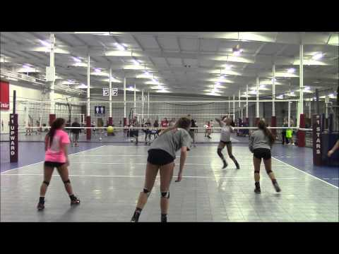 Thayer Hall Upward Stars Practice 041316