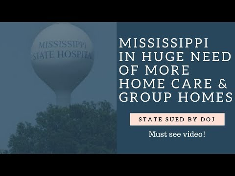 Start a Personal Care Home or Assisted Living Facility in Mississippi |Why MS is Such A Good State