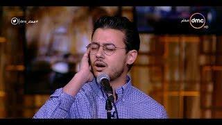 مساء dmc - حلقة الخميس 25-5-2017  - أسامة كمال لقاء مع المنشد / مصطفي عاطف
