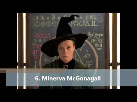 Harry Potter top 15 strongest wizards and witches