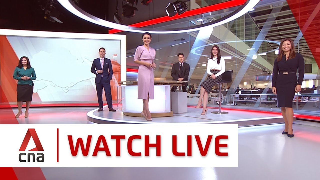 CNA 247 LIVE Breaking news top stories and documentaries