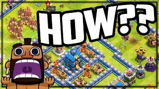 HOW? Secret to CRUSHING Legend League in Clash of Clans Attacks!