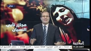 محمد العربي زيتوت في مواجهة مع الجنرال امجاهد حول مجازر التسعينات في الجزائر