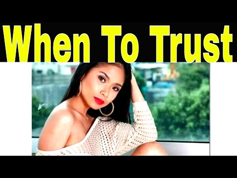 SHOULD YOU TRUST YOUR NEW FILIPINA GIRLFRIEND?
