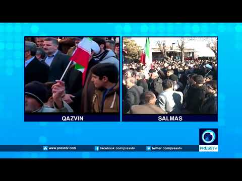 Iran holds rallies in support of Islamic establishment