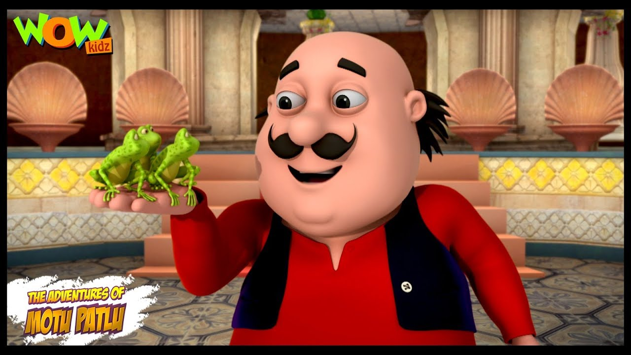 Inaam Dus Karood - Motu Patlu in Hindi WITH ENGLISH, SPANISH & FRENCH SUBTITLES
