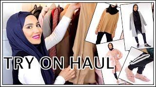 SO many clothes for 300! TRY ON HAUL!   BOOHOO   Amena