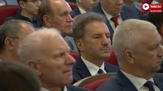 Обращение главы региона Алексея Текслера к депутатам Законодательного собрания