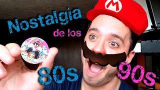 Nostalgia de los 80s y 90s | ¿te acuerdas?