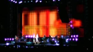 Eros Ramazzotti - Questo immenso show (LIVE) - Arena di Bergamo 19 07 2010 (HD 1080p)
