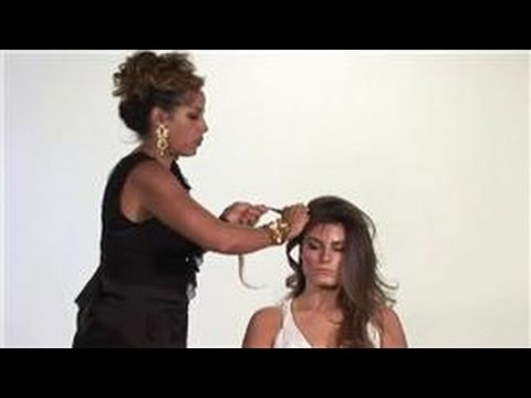Hair Care Tutorials : How to Make Frizzy Hair Into Smooth Waves