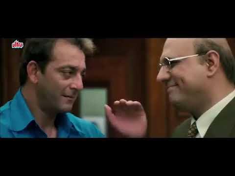 Download Munna Bhai MBBS full movie Best Comedy Scene II Sanjay Dutt