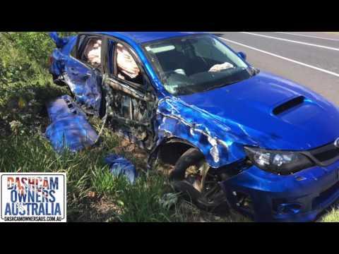 3 Car Crash at 100kph - Pacific Hwy N.S.W