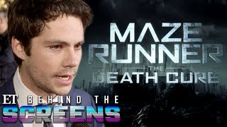 Dylan O'Brien Says It Was 'Hugely' Healing to Finish 'Maze Runner' Movie After Accident
