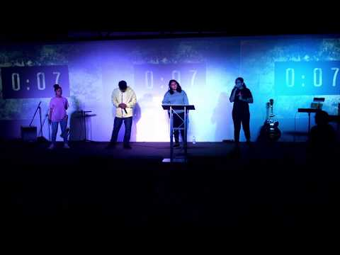 """Nueva Vida Youth Service """"Why Does God allow Misfortunes to Happen?"""" Feat. Melody"""