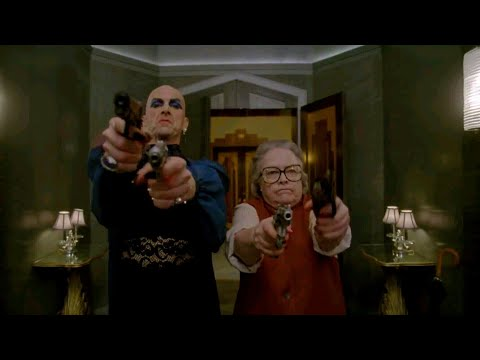 American Horror Story | Hotel - Liz Taylor E Iris Tentam Matar A Condessa
