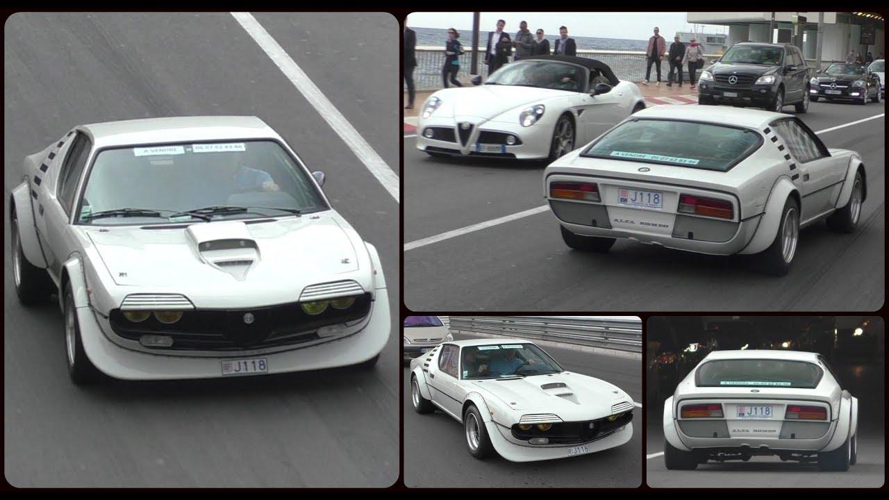 Alfa romeo montreal v8 rally 10