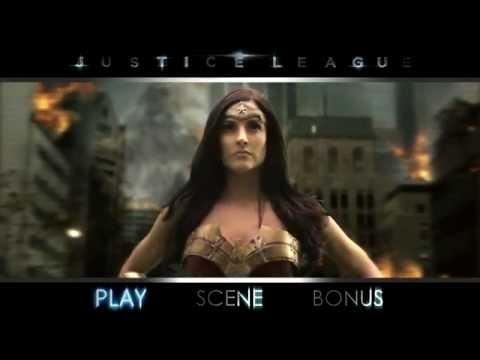 Justice League Movie Title Screen (Fan Made)