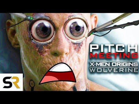 X-Men Origins: Wolverine Pitch Meeting