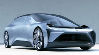The nio eve concept is an autonomous from company formerly known as nextev. electric vehicle features a clean exterior design, innovative ...