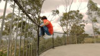 Alex Robinson in Parkour 365 - Month 1