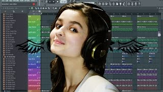 alia bhatt remake of Kar Gayi chull on FL studio 12