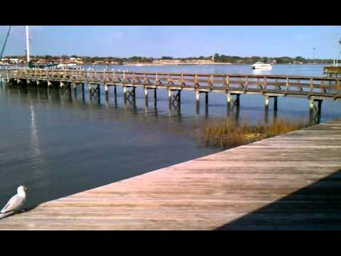 panoramic view from the edgewater inn st augustine youtube. Black Bedroom Furniture Sets. Home Design Ideas