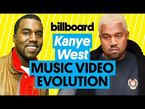 Kanye West Music Video Evolution: 'Through the Wire' to 'Fade' | Billboard