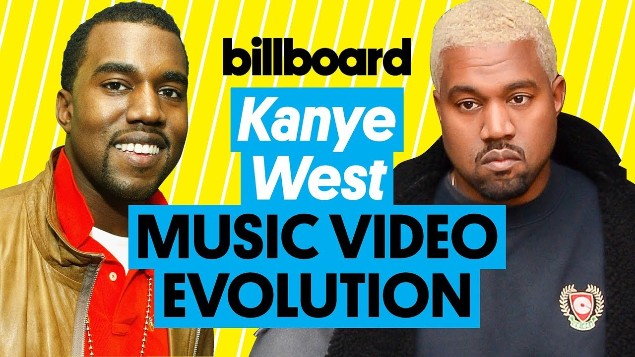 Kanye West Music Video Evolution: \'Through the Wire\' to \'Fade ...