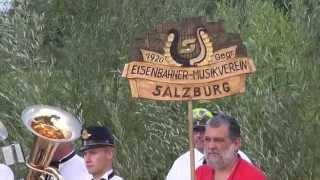 EMV Salzburg - cold water challange