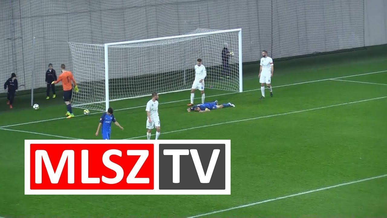 MTK Budapest - ZTE FC |2-0 (0-0) | Merkantil Bank Liga NB II.| 17. forduló |