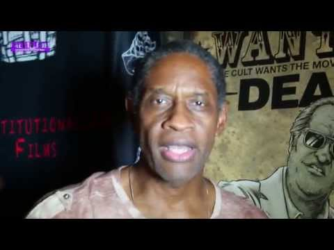 "Interview with Tim Russ "" They Want Dick Dickster Premeire """