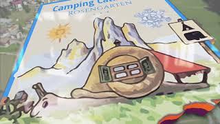 Camping Catinaccio Rosengarten - Dolomiti - Val di Fassa