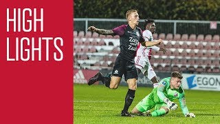 Highlights Jong Ajax - Jong FC Utrecht