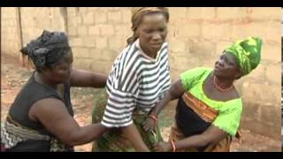 wicked witch runs mad nigerian nollywood movie clip