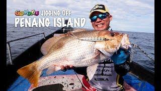Gomoku Jigging Off Penang Island