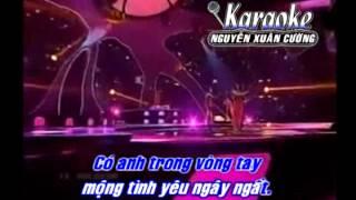 karaoke Tình yêu của tôi  Remix