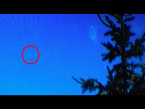 UFO Filmed in Colorado! (AMAZING VIDEO)