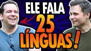BRASILEIRO QUE FALA 25 LÍNGUAS DÁ DICAS PARA APRENDER COM MAIS FACILIDADE