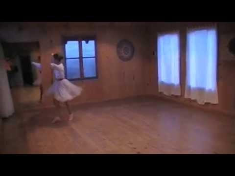 Bailarinas De Corazon Prof. Martina GODOY / Piquè Pirouette !!!