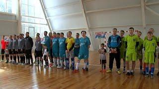 Турнир по мини футболу на призы мэров