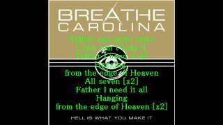 Breathe Carolina - Edge of Heaven + Lyrics