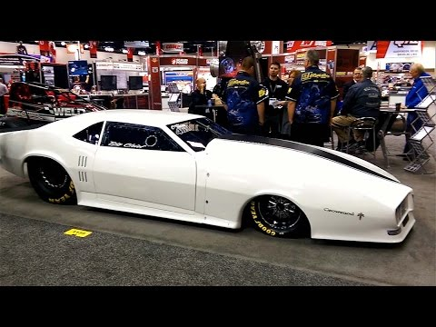 Street Outlaws' Big Chief Unveils His New Race Car: The Firebird Pro Mod
