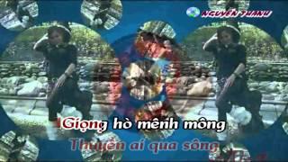karaoke LK về Quê Lê Sang Thiếu ca sỹ Nam