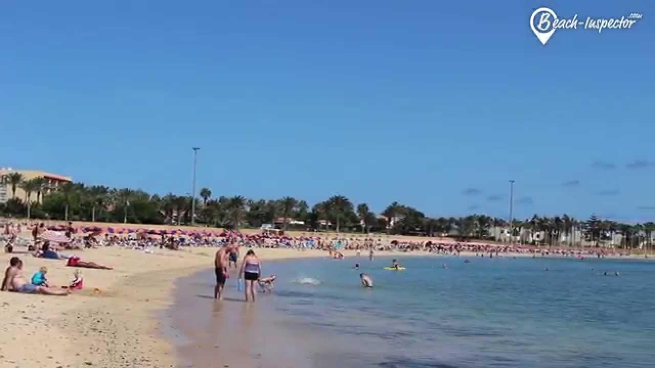 Caleta De Fuste Strand