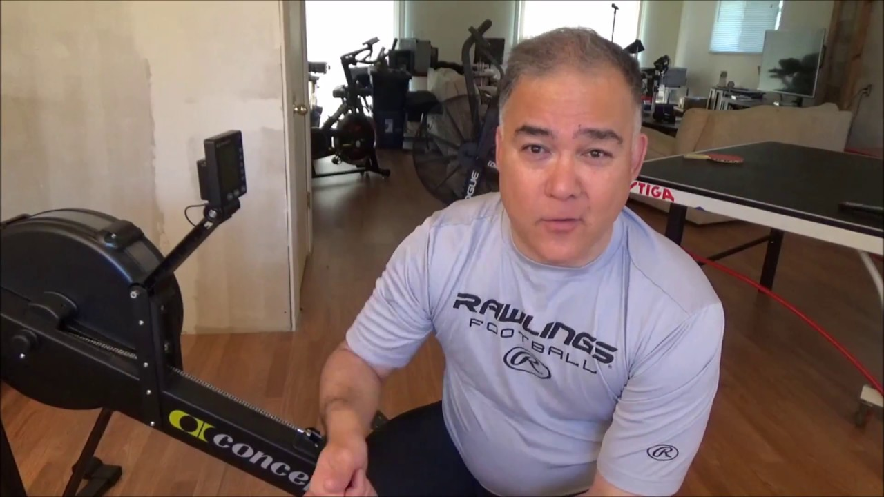 Concept rower review youtube