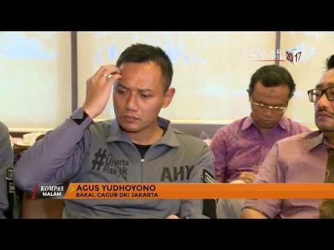 Agus Yudhoyono Sindir Kebijakan Penggusuran