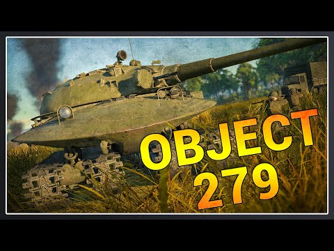 The Object 279 (Soviet Nuclear Tank) Is FINALLY Coming To War Thunder