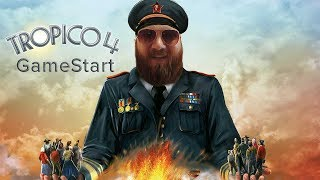 Ezt még Fidel Castro is megirigyelné! | Tropico 4 GameStart